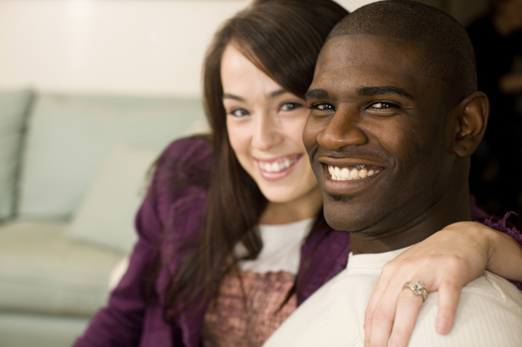 Interracial dating l'homme