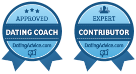 I am now an Expert Contributor and Approved Dating Coach on DatingAdvice.com